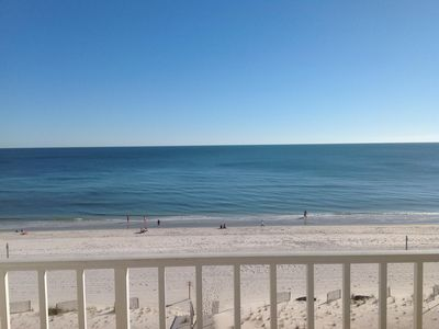 Photo for Ocean Front Condo in the heart of Gulf Shores!