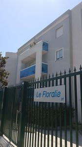 Photo for Apartment 60 m2 terrace 30 m2 pool sea and mountain view