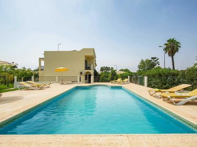 Photo for 4 bedroom Villa, sleeps 7 in Benfarras with Pool, Air Con and WiFi