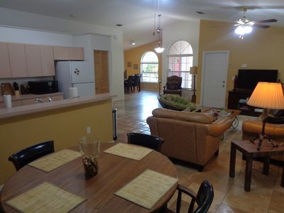 Photo for 4BR House Vacation Rental in Lutz, Florida