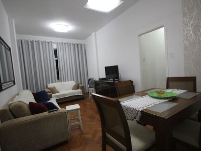 Photo for Apartment in Rio de Janeiro with Lift, Air conditioning (983417)
