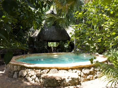 Photo for Mayan Paradise for families with children... Real Mayan life experiences !