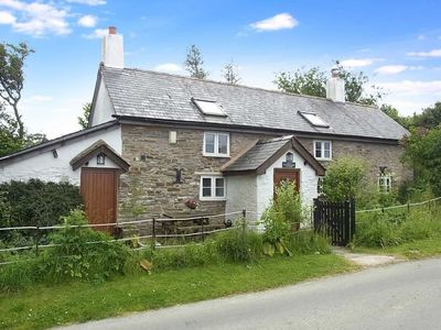 Photo for Upper Castlewright Cottage - spectacular views, historic gateway to Wales