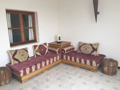 Photo for Beach Side Charming 2 bedrooms Villa Ref M21084