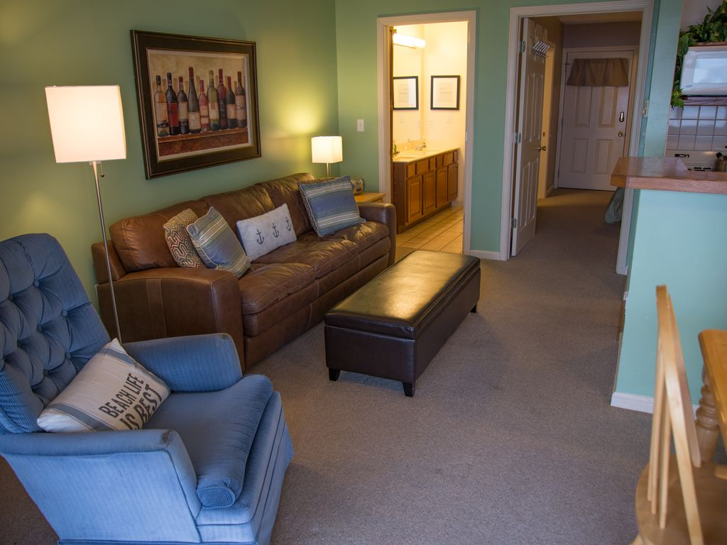 First Floor Waterfront Condo PPI T #2, Ocean Pines ...