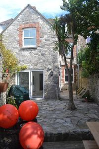 Photo for Beautiful Victorian House within yards of the sea in Swanage