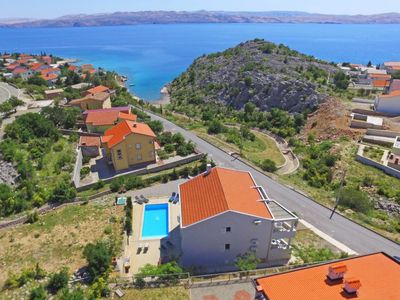 Photo for Apartment Sani in Karlobag - 4 persons, 1 bedrooms
