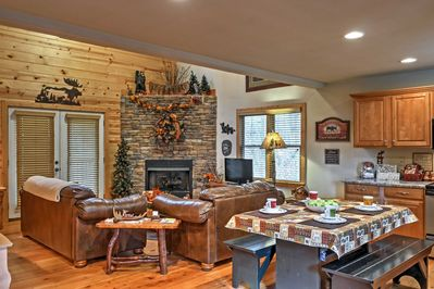 You'll love the cozy-yet-spacious interior.