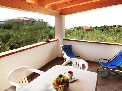 Photo for Sangeni home holidays - Apartment n.6, at the first floor with large terrace