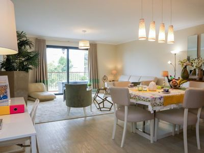 Photo for Nora Premium Superb Apartment brand new at Funchal city center on Madeira Island
