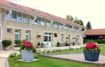 Photo for Bed and breakfast 4 ears near Reims and Champagne Aumenancourt