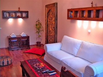 Photo for Charming, newly furnished apartment located in Castle District