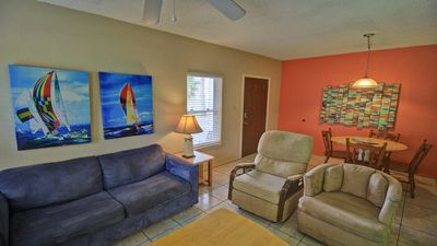 Less Than A Block To The Beach! By Rent On Padre