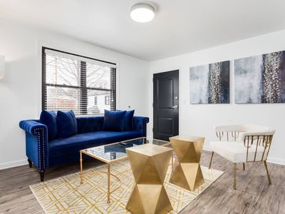 Photo for Domio   Germantown   Trendy 8BR + Comprised of 4 2BR Suites