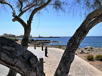 Photo for APARTMENT 5 MINUTES FROM THE SEA IN COLONIA DE SANT JORDI