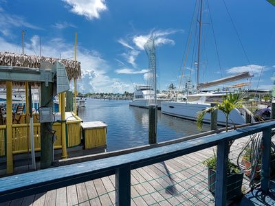 Photo for Waterfront Loft Apartment With Optional Boat Slip!