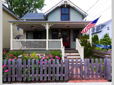 Photo for Beautiful 3BR Ocean Grove Victorian Summer & Winter Rentals