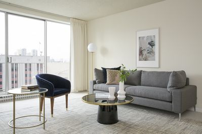 Sonder | Financial District | Bold 1BR + Rooftop - Financial District