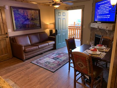 Photo for SLEEP 4 CONDO WITH ALL APPLIANCE! 1 MILE FROM STRIP AT WESTGATE BRANSON WOODS
