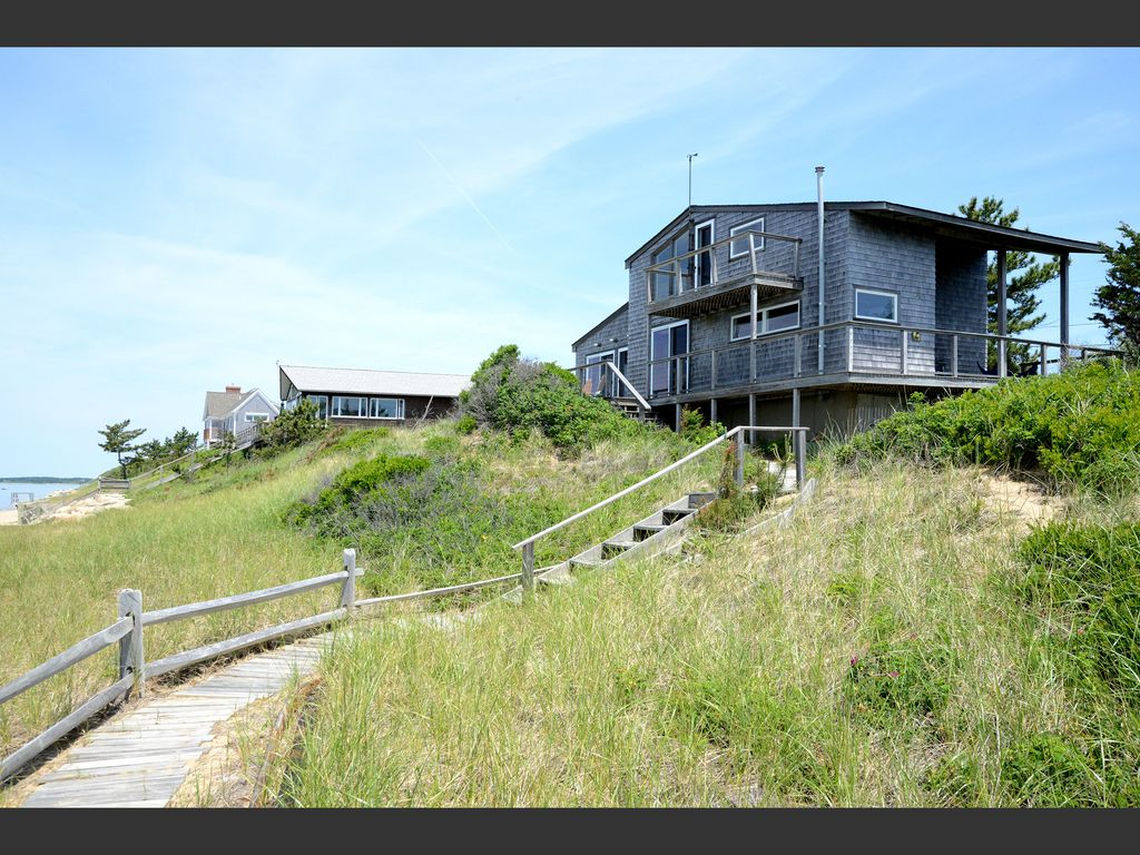 North Eastham House Al Beach On Cape Cod Bay
