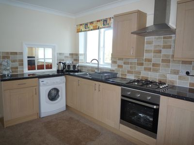 Photo for Torquay - Heywood Lodge - Three bedroomed apartment - central location