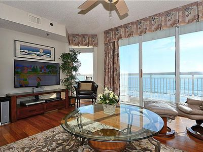 Photo for Luxury 3/3 Ocean Front Condo, a Dream Vacation at Great Rate