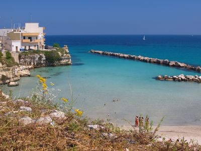Photo for Lovely Apartment in Otranto in front of a beautiful beach
