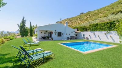 Photo for Quiet villa, ideal for nature lovers with amazing views