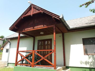 Photo for Holiday house Fonyód for 4 persons with 1 bedroom - Holiday house