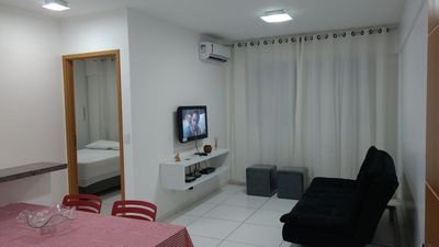 Photo for Room and Air-Conditioned Room at Pajuçara Beach WI-FI 15 MEGA AND CABLE TV