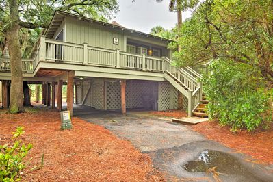 Welcome to your cottage getaway in Kiawah Island!