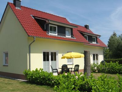Photo for Kühlungsborn - holiday home with 2 bedrooms, terrace, fireplace, sauna