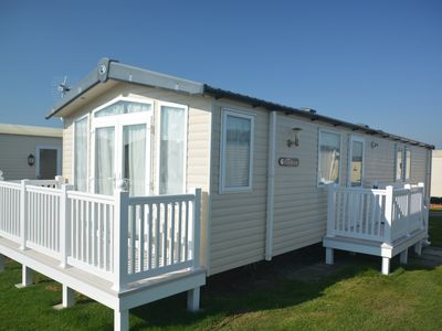 Photo for Spoil yourself and stay in our platinum grade Abi Roxbury caravan