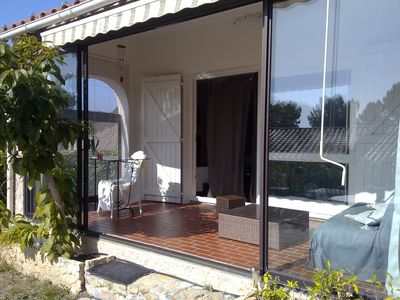 Photo for Villa La Ciotat in quiet and secure residence 400m from the sea
