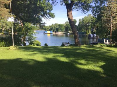 Photo for Lakefront Family Retreat - Bring Your Boat!