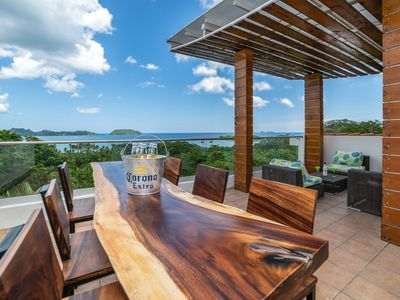 Photo for Stunning Newly Renovated Luxury Ocean View Villa