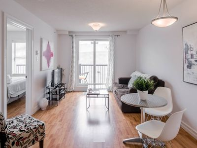 Photo for Sunny Balcony, Steps From Downtown Attractions, Great Restaurants, Bars, Cafes