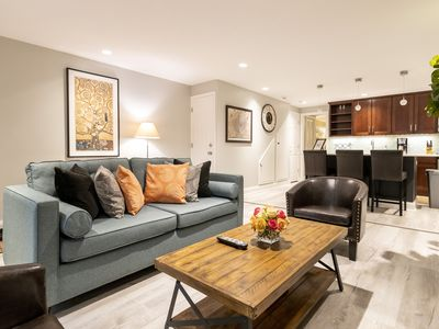 Photo for NEW Cozy Apt in Shaw -Sleeps 4 WALK to White House