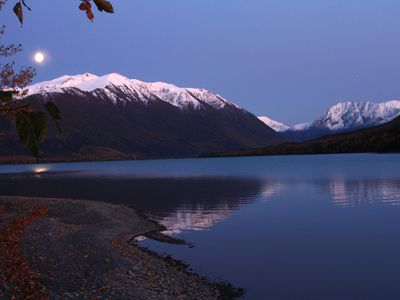 Photo for Kenai Lake Waterfront- Short Walk To Restaurants And Stores