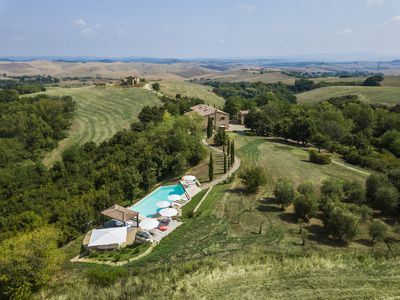 Photo for Villa Volterrana 18 - Wonderful villa with private pool near Volterra