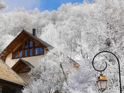 Photo for 4 * FULL SOUTH GDE TERRACE VALLOIRE - 5 min free shuttle rides