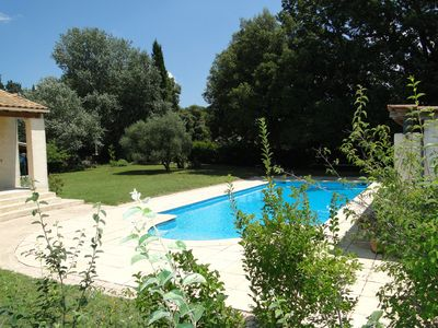 Photo for Villa 6 people with pool near Aix en Provence