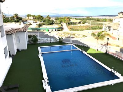 Photo for Air- Conditioned Penthouse Apartment in El Pinet La Marina 2 Bedroom