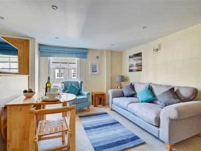 Photo for Cosy apartment for 2 people with TV and pets allowed