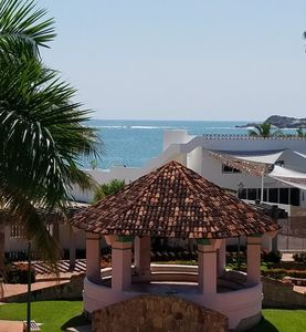 Photo for Huatulco Beach Front  - 2 BR Condo with Views of the Pacific
