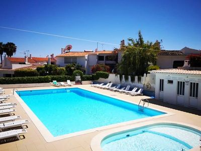 Photo for 4 bedroom Apartment, sleeps 8 with Pool and Air Con