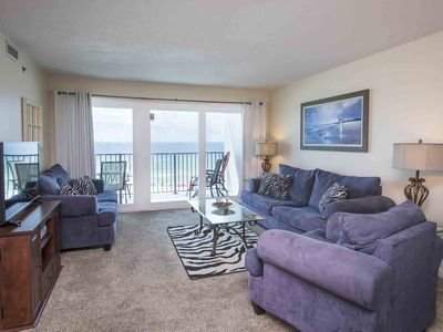Photo for Great Fort Walton Beach Location ~Stunning Views From Private Balcony ~ Enjoy the Community Amenities!