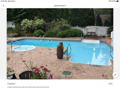 Photo for Beautiful Saratoga Springs Retreat with Pool