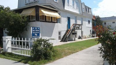Photo for Cape May Vaction Rental- Perfect for Family and Steps from Cape May's Best Beach