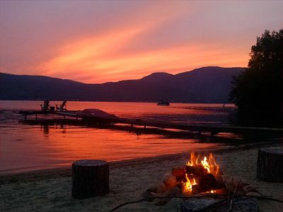 Photo for SANDY COVE: The Best of Adirondack Living